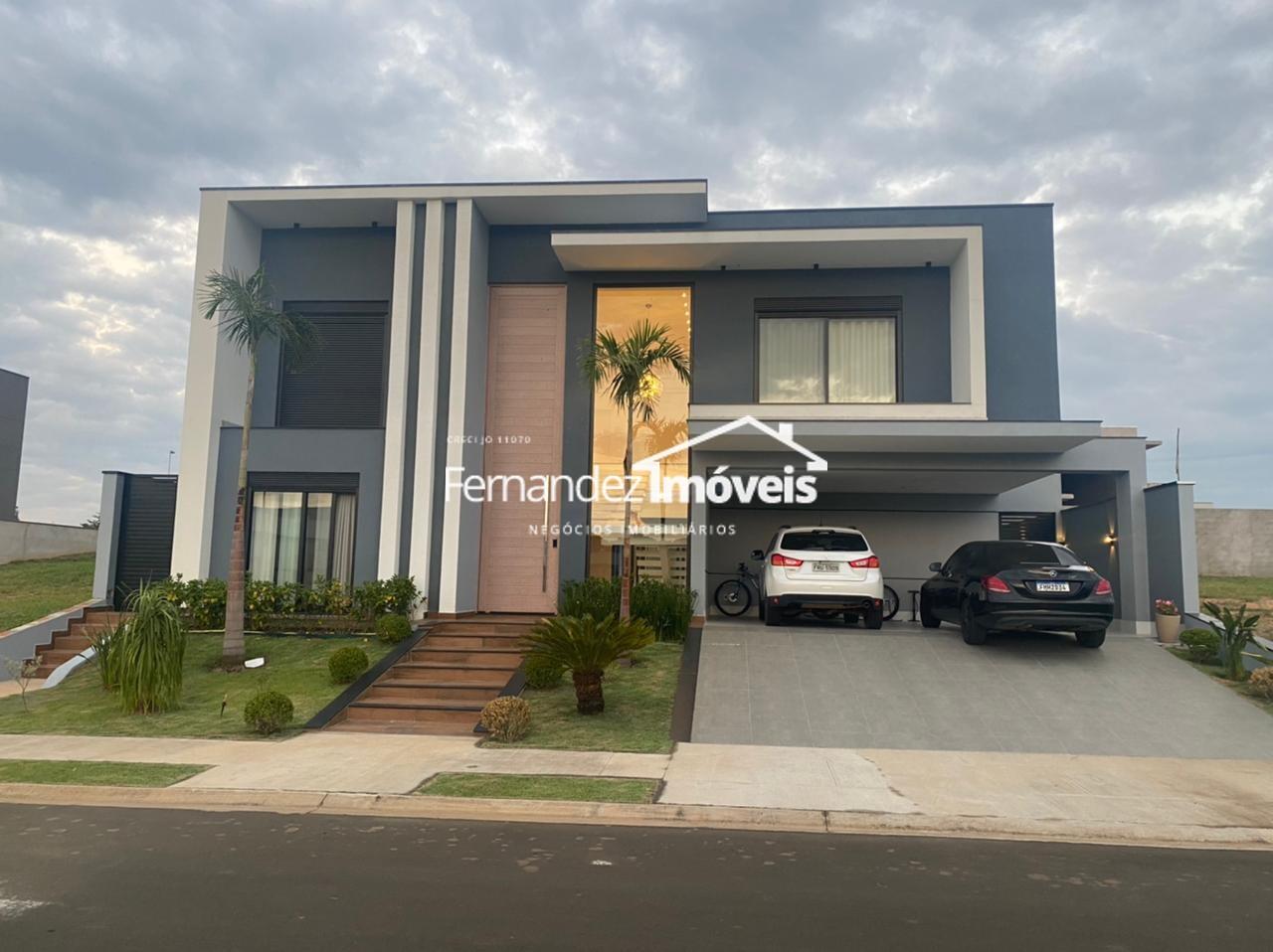 Casa com 6 quartos, 455 m², à venda por R$ 2.700.000
